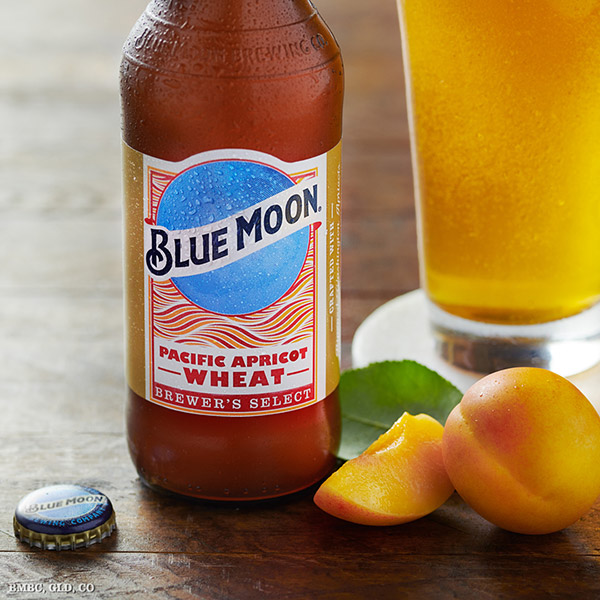 Blue Moon Pacific Apricot
