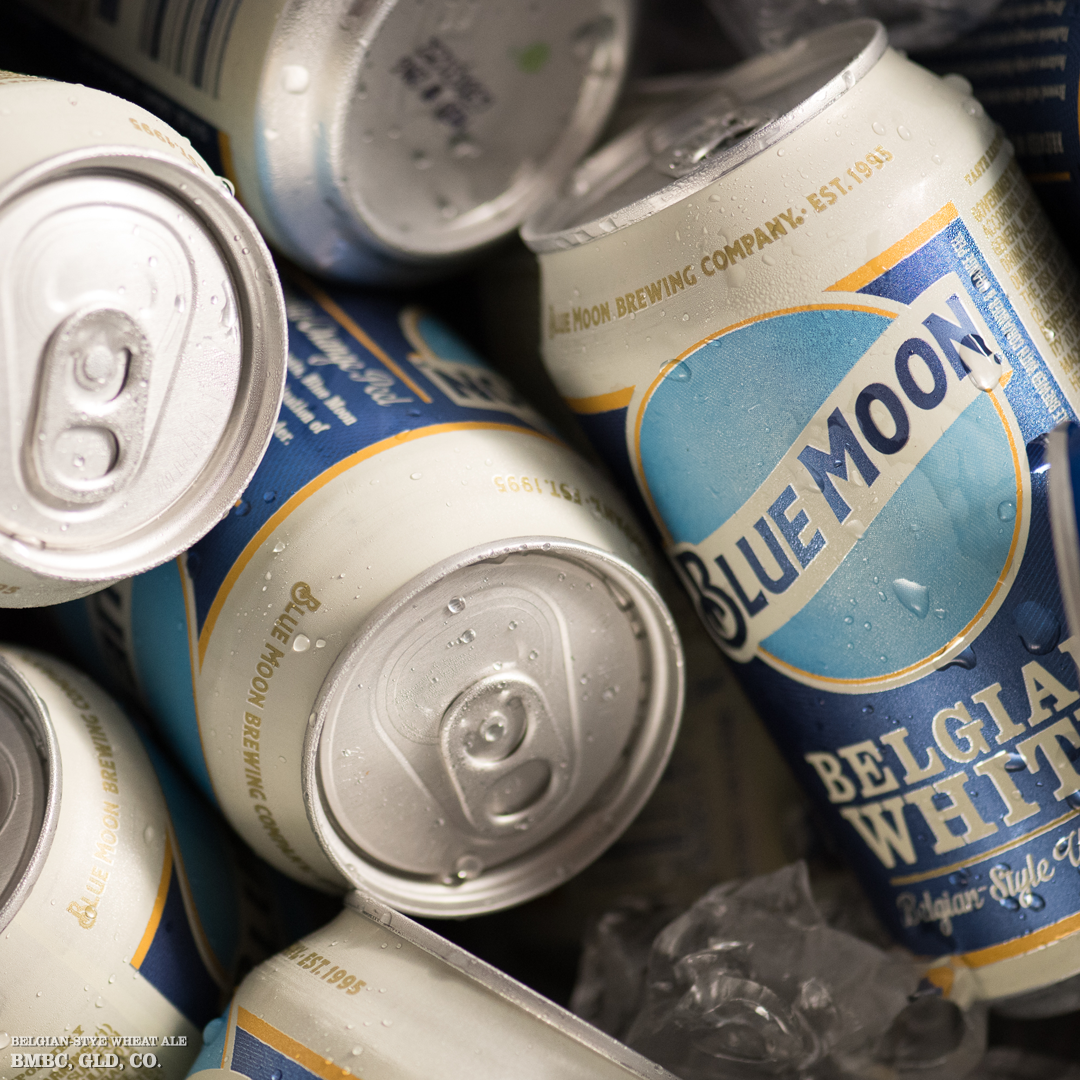 Blue Moon Cans