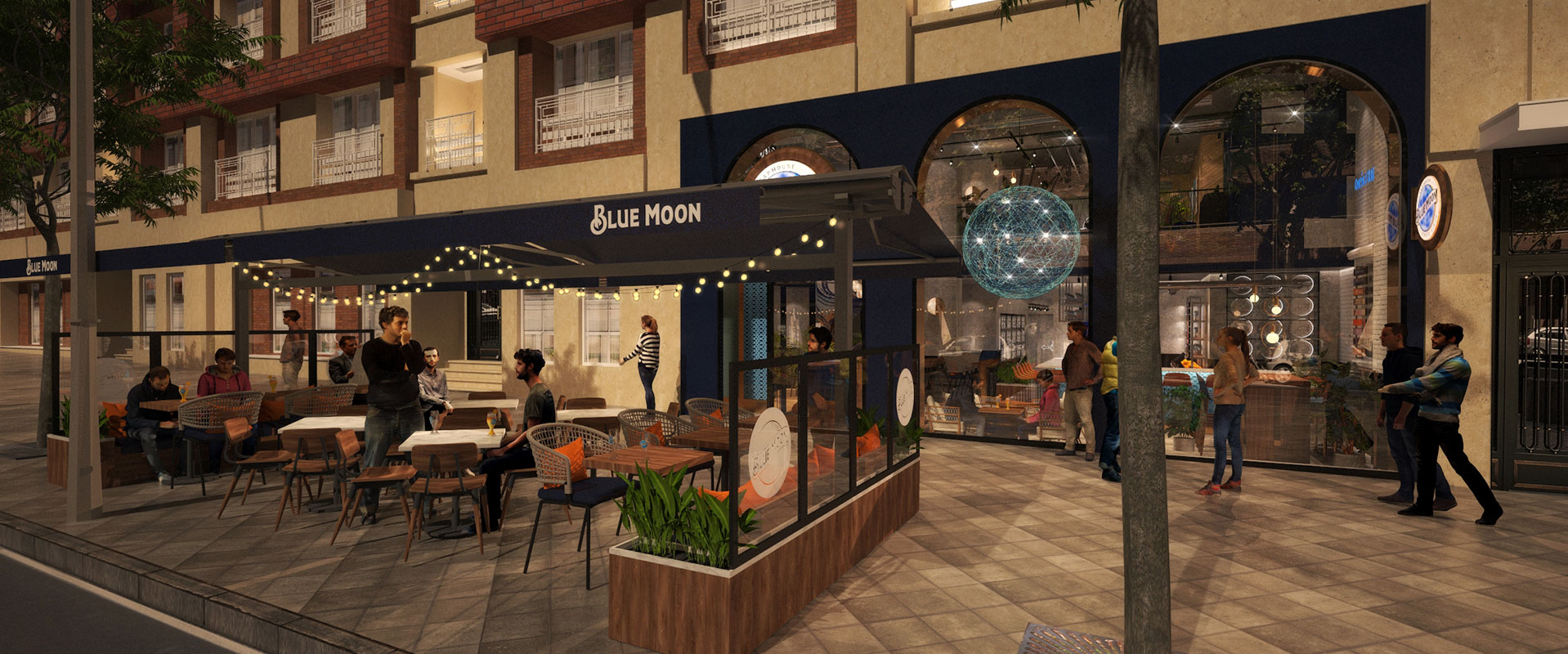 Blue Moon Brewery Company