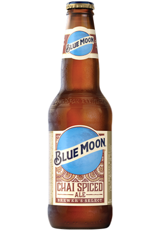 Chai Spiced Ale Beer Bottle