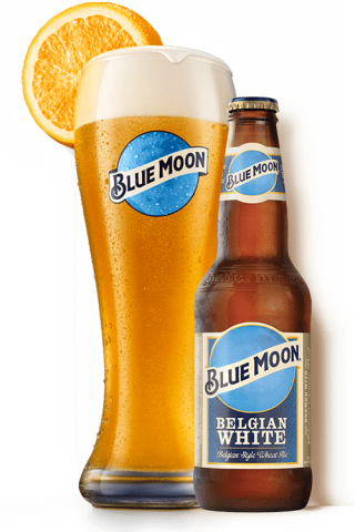 Blue Moon® Belgian White Bottle