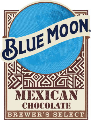 Mexican Chocolate beer label