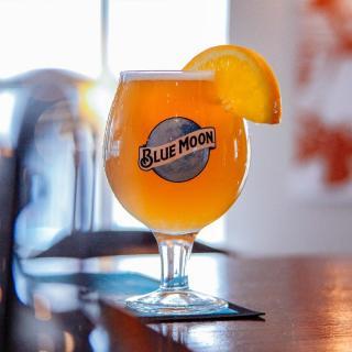 We've missed this!! 😍  #CraftBeer #ArtfullyCrafted #BlueMoonBeerUK   Drink Blue Moon Responsibly.