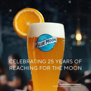 Share a photo of your Blue Moon on social and tag us with #BLUEMOON #SWEEPS for your chance to win a pair of signature glassware! . . . NO PURCH. NEC. Open to legal US res of 50 US/DC, 21+ only. Begins 8/4/20 and ends 8/31/20. 4 entry periods. For Rules, visit www.promorules.com/PL013965. Void where prohibited. Msg&data rates may apply.