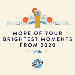Winter Solstice is here! Here's to brighter days in the next year. Swipe to see the best 2020 moments from some of our fans. #BlueMoonSolstice