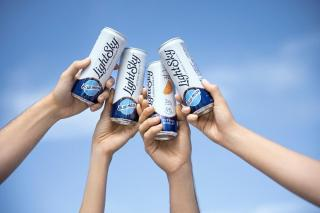Cheers to warmer days and blue skies ahead.