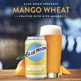 Say 👋  to summer with our Mango Wheat beer in hand. Enjoy the ripe mango taste you love with a fresh new look.