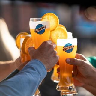 What our bank holiday weekend plans look like... Cheers! 🍻💙  #BankHoliday #LongWeekend #BlueMoon #BlueMoonBeer #BeerLovers #Beer #CraftBeer #Orange #Cheers #Friends  Please Drink Responsibly