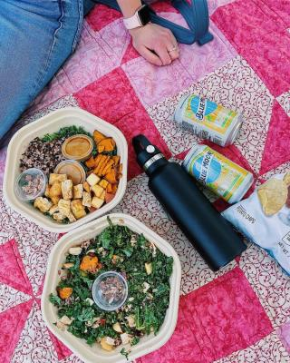 The highlight of your picnic? The refreshing taste of Mango Wheat. . . . 📸: @picnic_philly