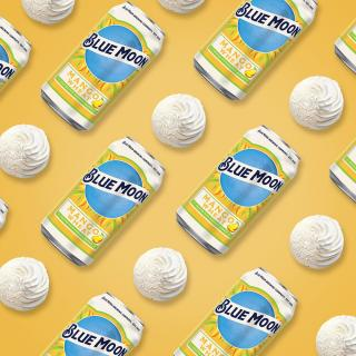 Here's the scoop: our Mango Wheat pairs deliciously with vanilla ice cream. And for an extra scoop, head to our Stories & screenshot for new a phone background! #NationalIceCreamDay 🥭🍦
