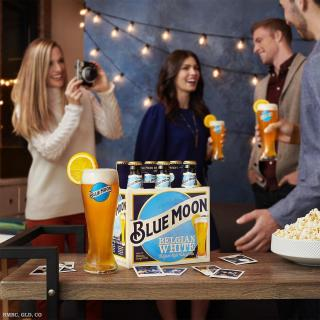 Pass the popcorn – and the Blue Moon.