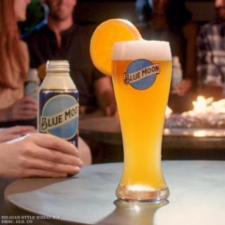 Bring on the holidays. Bring the Blue Moon.