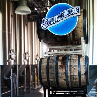 Coming to pubs & bars soon! 🍺  #CraftBeer #ArtfullyCrafted #BlueMoonBeerUK  Drink Blue Moon Responsibly.