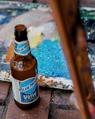 🍺🍊 #CraftBeer #ArtfullyCrafted #BlueMoonBeerUK  Please Drink Responsibly.
