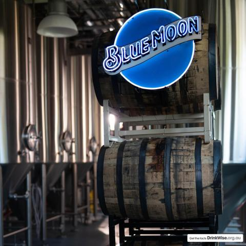 Did you know Blue Moon started as a small brewery inside a baseball stadium?